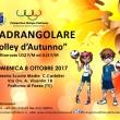 Quadrangolare volley d'autunno 2 ottobre 2017